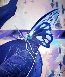 Butterfly Blu