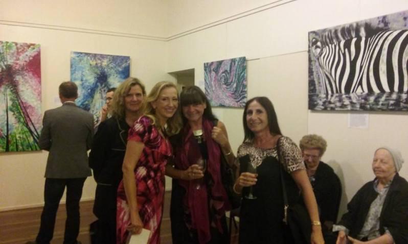 Artsillusion Opening night Celebration