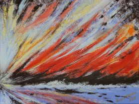 Artsillusion_Del Giudice_Sharyn_Radiating Bliss at Rosebud Beach-